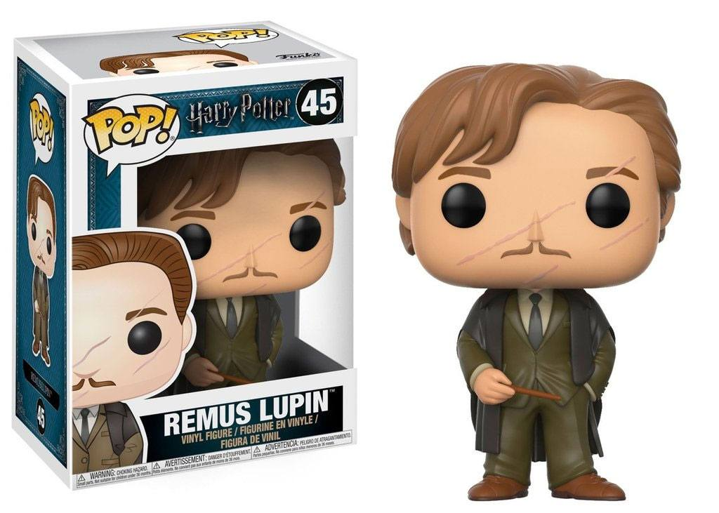 Harry Potter POP! Movies Vinyl Figure Remus Lupin 9 cm