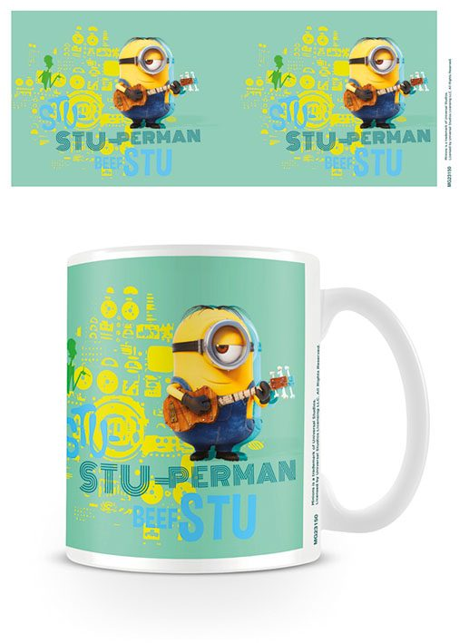 Minions Mug Stuart