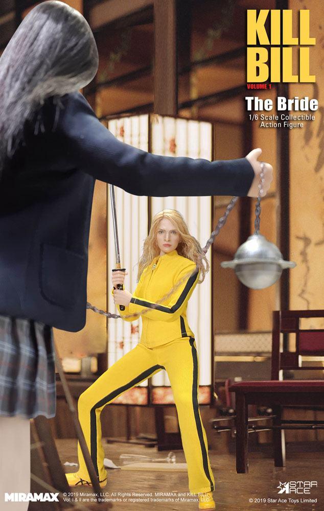 Kill Bill My Favourite Movie Action Figure 1/6 The Bride 29 cm