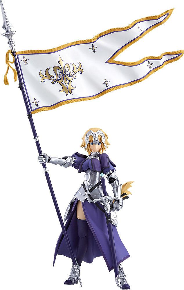 Fate/Grand Order Figma Action Figure Ruler/Jeanne d'Arc 15 cm