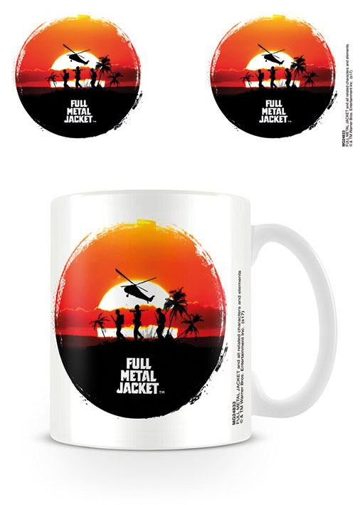 Full Metal Jacket Mug Sunrise