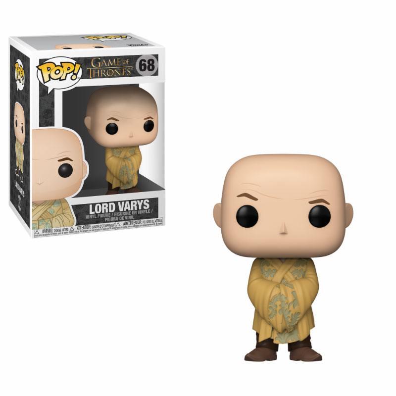 Game of Thrones POP! TV Vinyl Figure Lord Varys 9 cm
