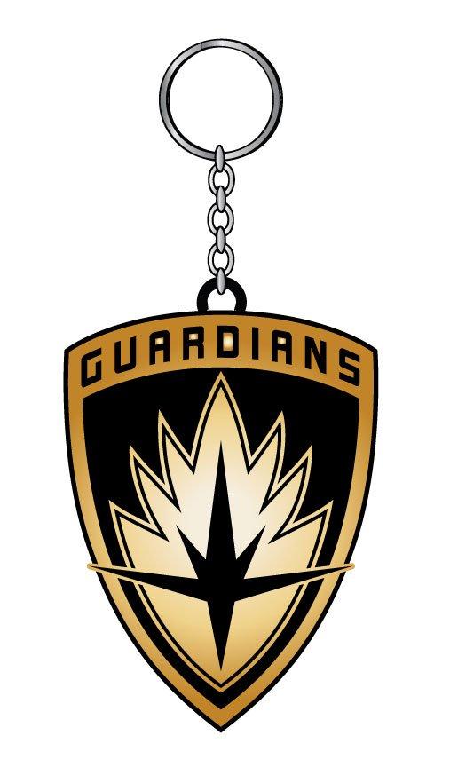 Guardians of the Galaxy Vol. 2 Metal Key Ring Shield