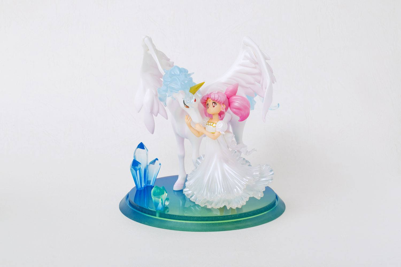 Sailor Moon FiguartsZERO Chouette PVC Statue Chibiusa & Pegasus Tamashii Web Exclusive 14 cm