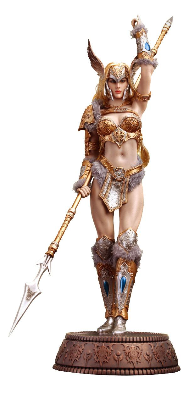 ARH ComiX Action Figure 1/6 Skarah the Valkyrie 29 cm
