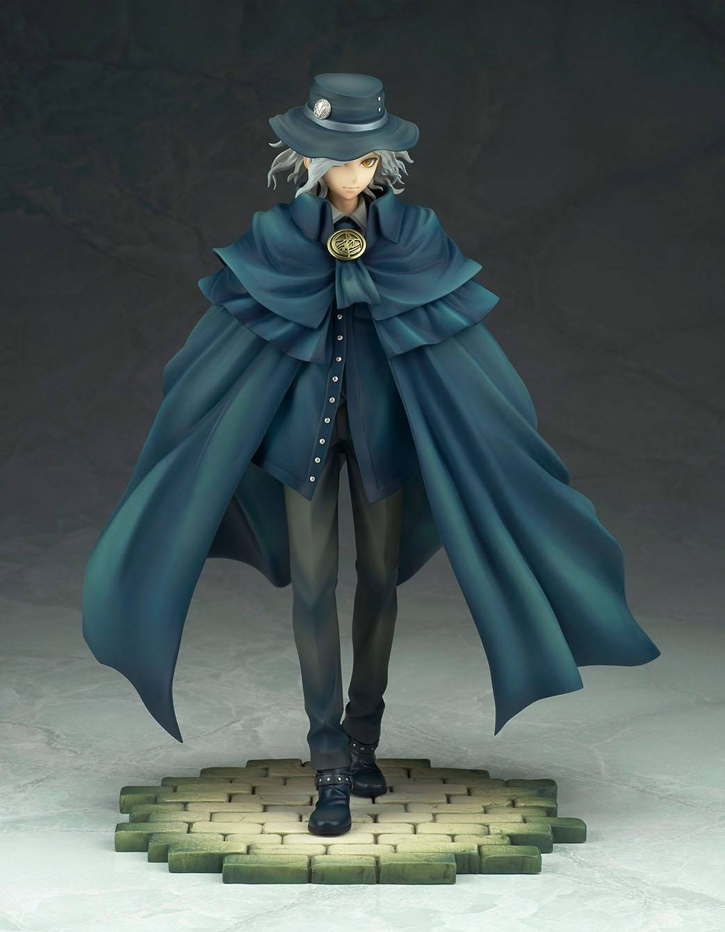 Fate/Grand Order Statue 1/8 Avenger King of the Cavern Edmond Dantes 24 cm
