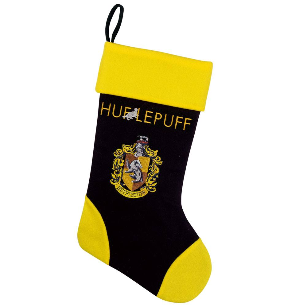 Harry Potter Christmas Stocking Hufflepuff 45 cm