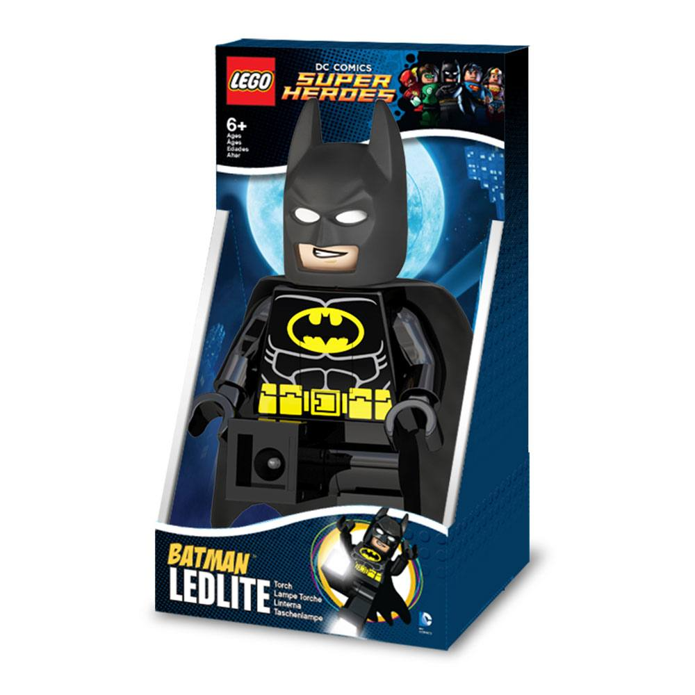 Lego DC Comics Flashlight with Keychains Batman