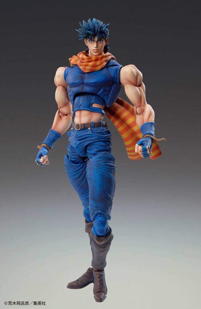 JoJo's Bizarre Adventure Super Action Action Figure Chozo Kado (Joseph Joestar) 16 cm