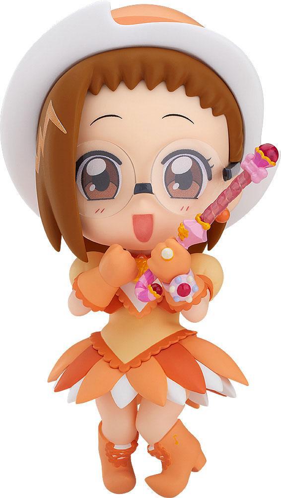 Motto! Ojamajo Doremi Nendoroid Action Figure Hazuki Fujiwara 10 cm