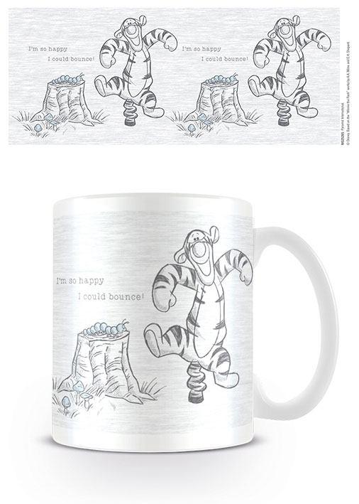 Winnie the Pooh Mug Bounce