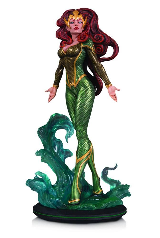 DC Cover Girls Statue Mera 25 cm