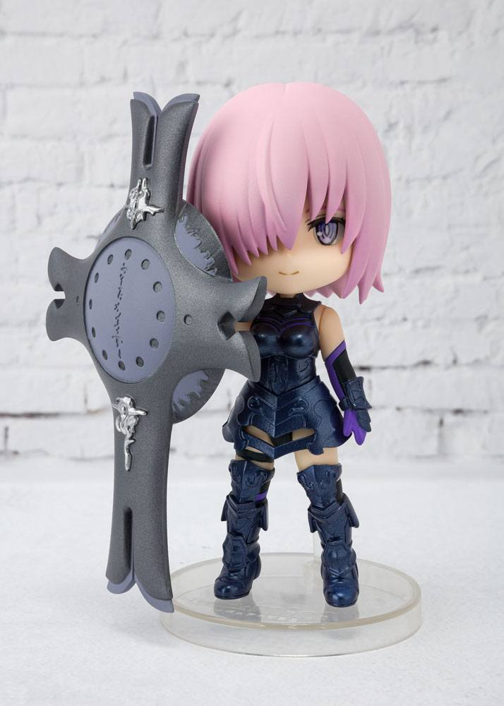 Fate/Grand Order - Absolute Demonic Front: Babyloni Figuarts mini Action Figure Mash Kyrielight 9 cm