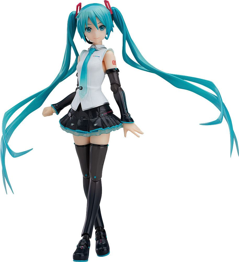 Character Vocal Series 01: Hatsune Miku Figma Action Figure Hatsune Miku V4X 14 cm
