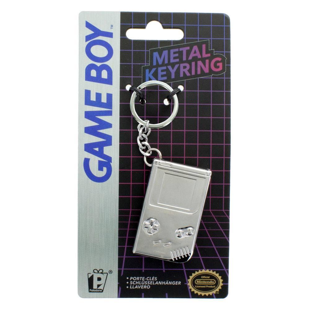 Nintendo Game Boy 3D Metal Keychain Game Boy 6 cm