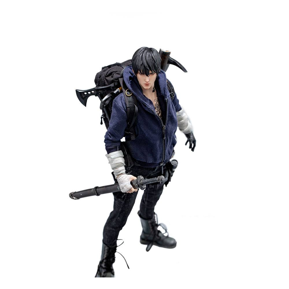 The Lost Tomb Action Figure 1/6 Zhang Qiling 30 cm