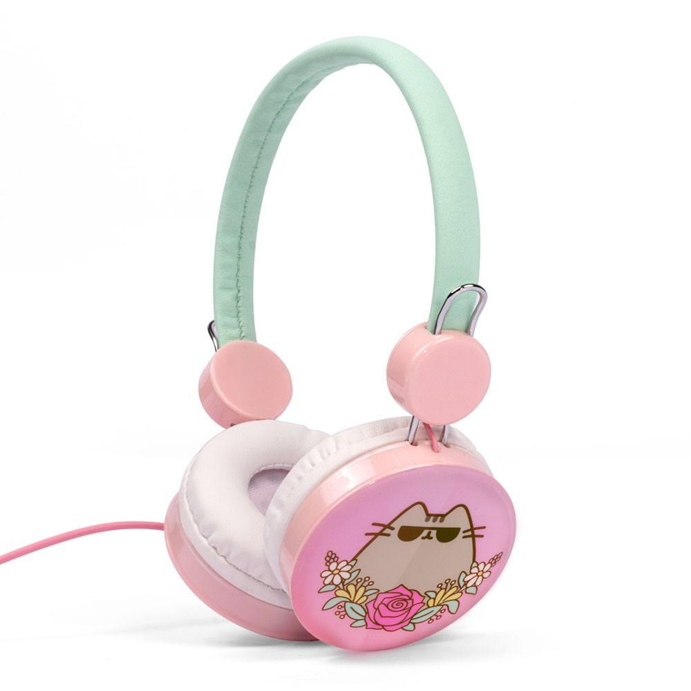 Pusheen Headphones Tech --- DAMAGED PACKAGING