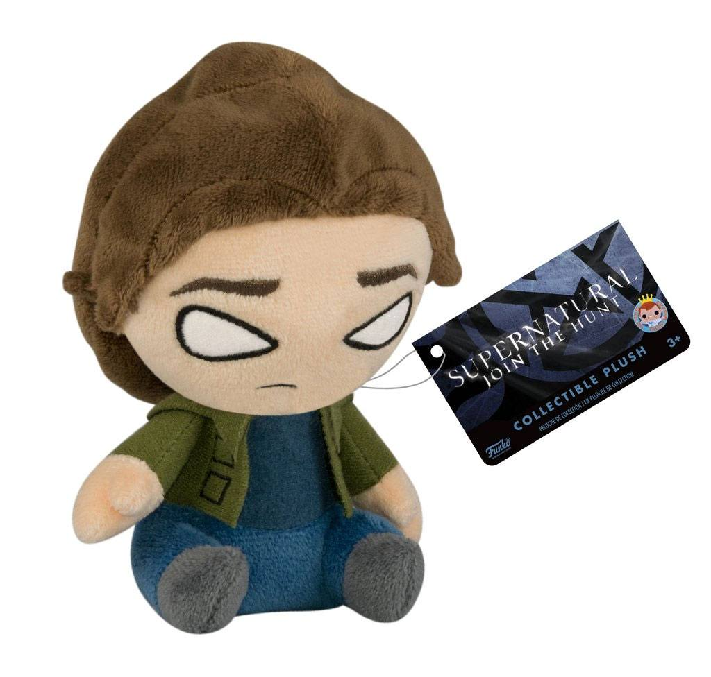 Supernatural Mopeez Plush Figure Sam 12 cm