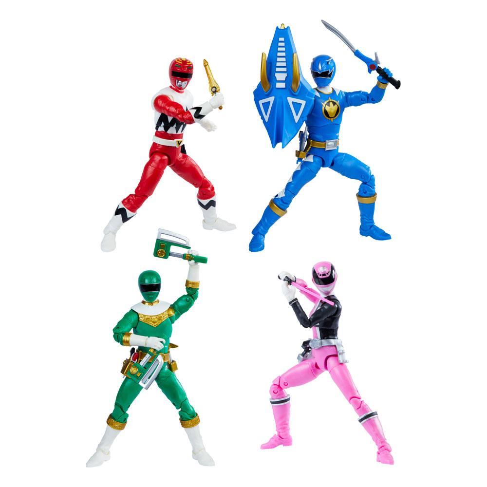 Power Rangers Lightning Collection Action Figures 15 cm 2021 Wave 2 Assortment (8)