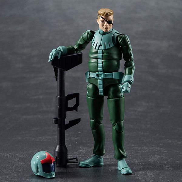 Mobile Suit Gundam G.M.G. Action Figure Principality of Zeon Army Soldier 04 Normal Suit 10 cm