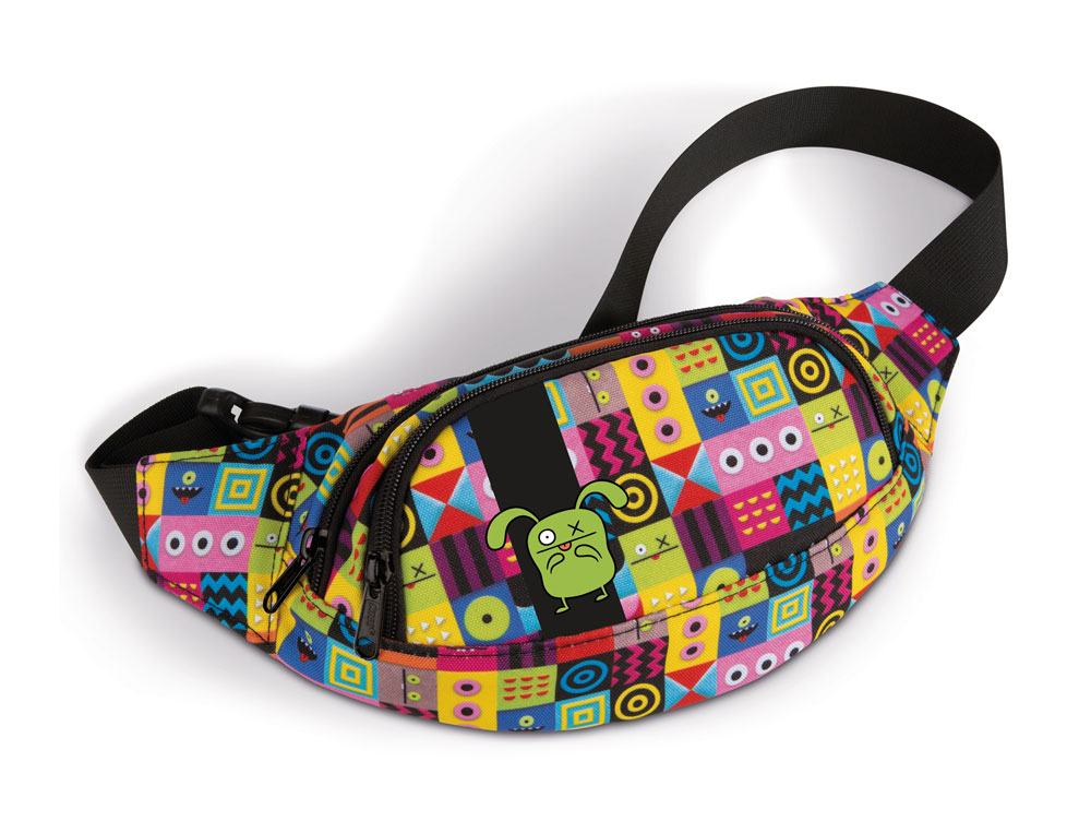 UglyDolls Belt Bag Characters