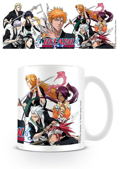 Bleach Mug Soul Society Divided