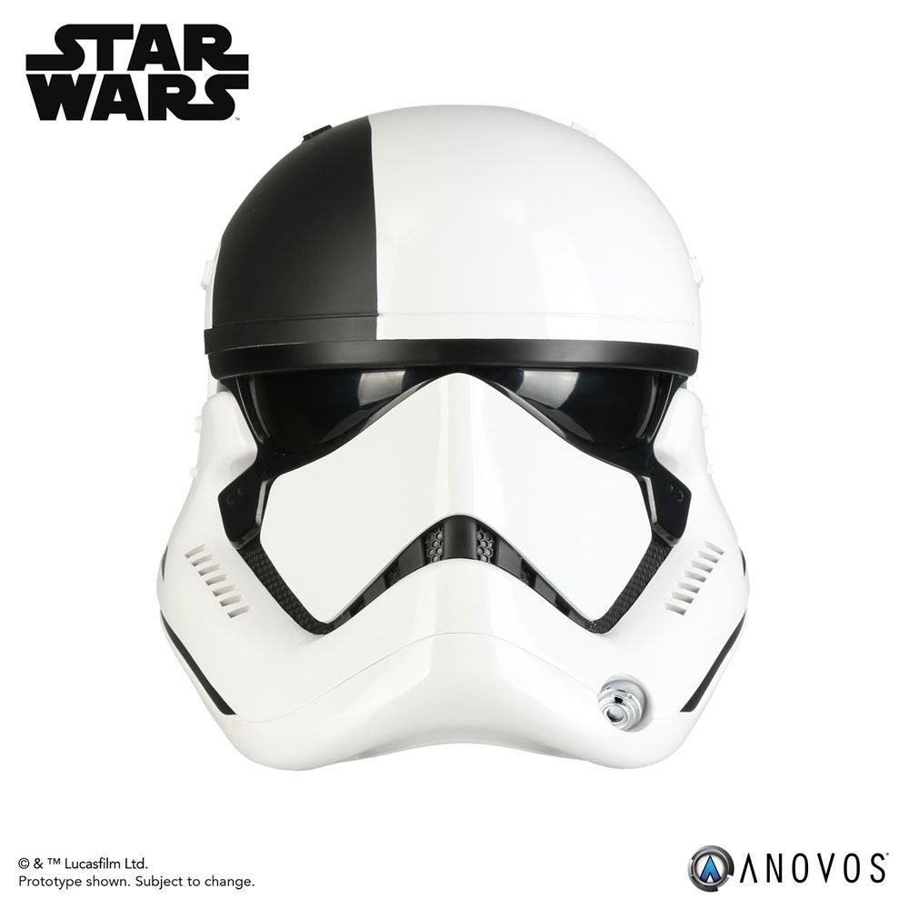 Star Wars Episode VIII Replica 1/1 Stormtrooper Executioner Helmet Accessory