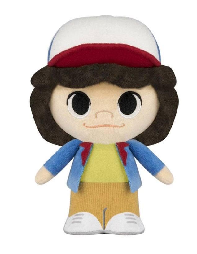 Stranger Things Super Cute Plush Figure Dustin 20 cm