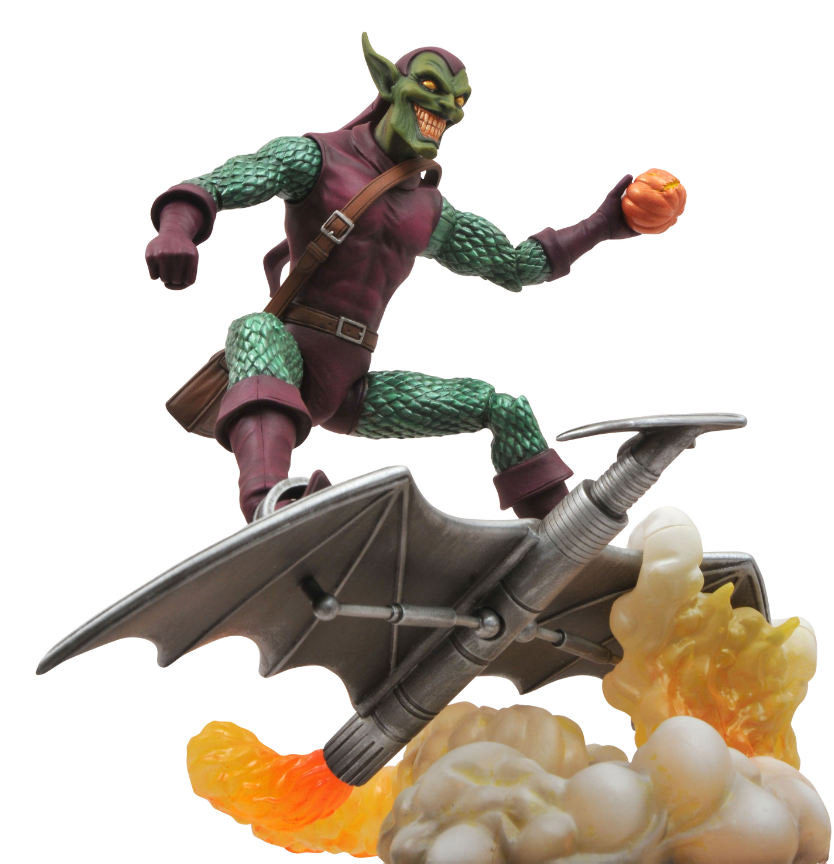 Marvel Select Action Figure Green Goblin 18 cm
