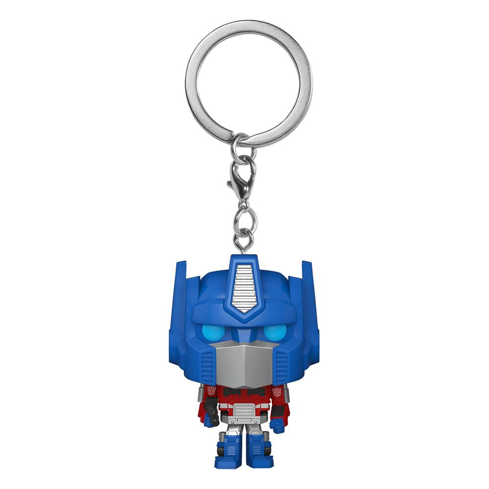 Transformers Pocket POP! Vinyl Keychains 4 cm Optimus Prime Display (12)