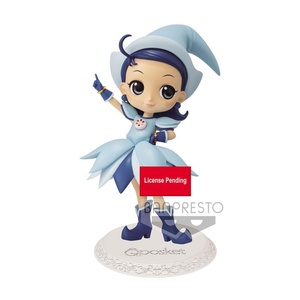 DoReMi Q Posket Mini Figure Aiko Senoo Ver. A 13 cm