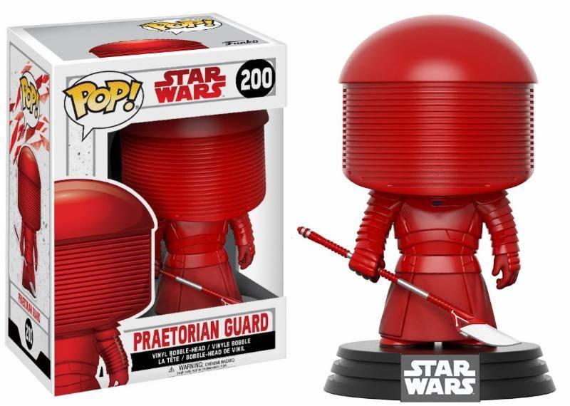 Star Wars Episode VIII POP! Vinyl Bobble-Head Praetorian Guard 9 cm