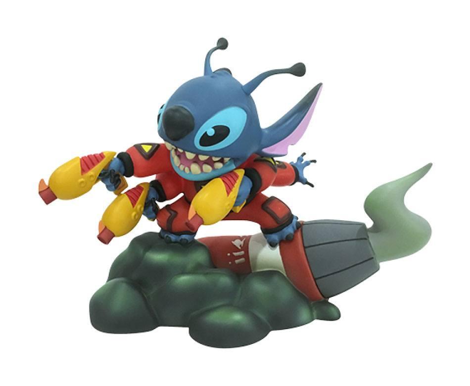 Lilo & Stitch Statue Stitch 18 cm
