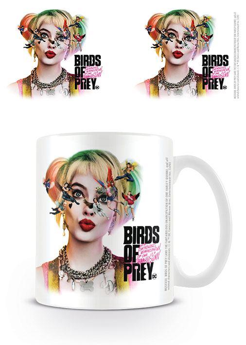 Birds Of Prey Mug Seeing Stars