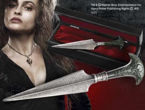 Harry Potter Replica Bellatrix Lestrange´s Dagger 19 cm