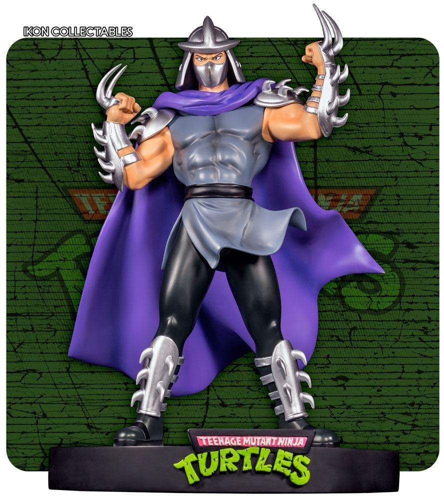 Teenage Mutant Ninja Turtles Statue Shredder 34 cm