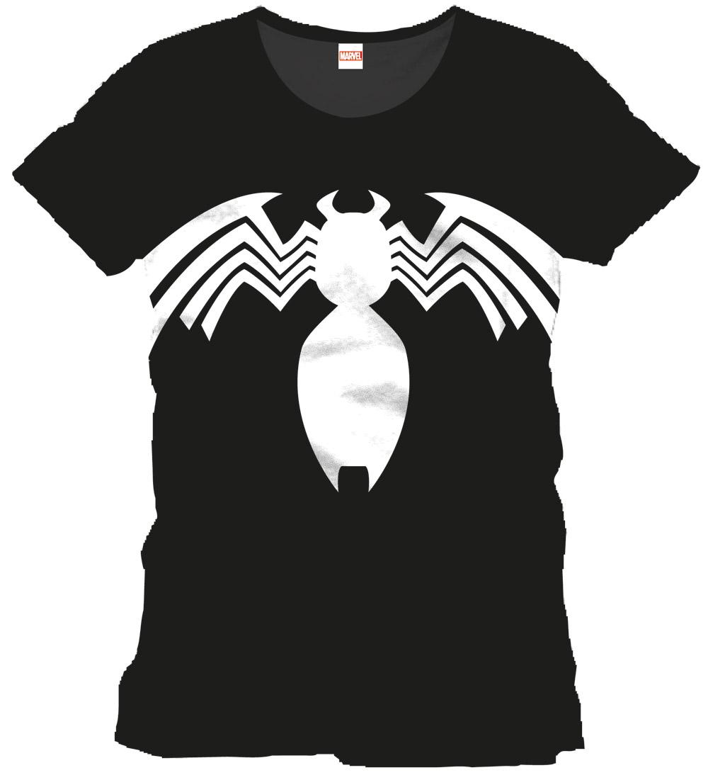 Spider-Man T-Shirt Big Spider Logo Size XL