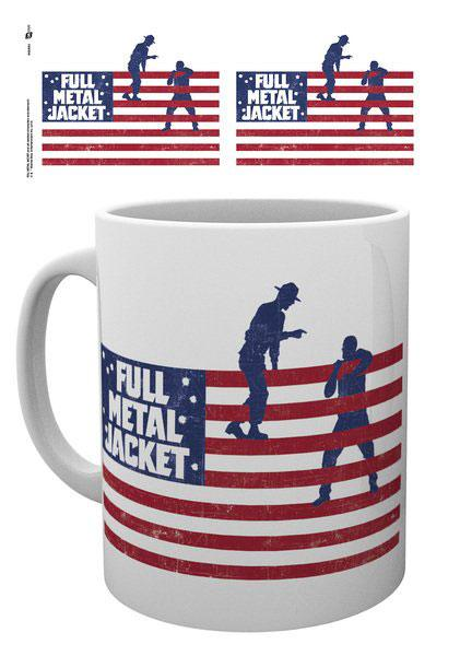 Full Metal Jacket Mug Flag