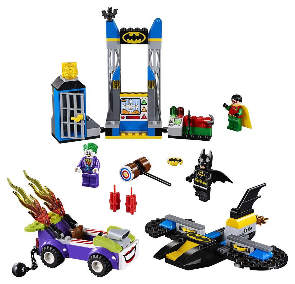 LEGO® Juniors DC Super Heroes - The Joker™ Batcave Attack