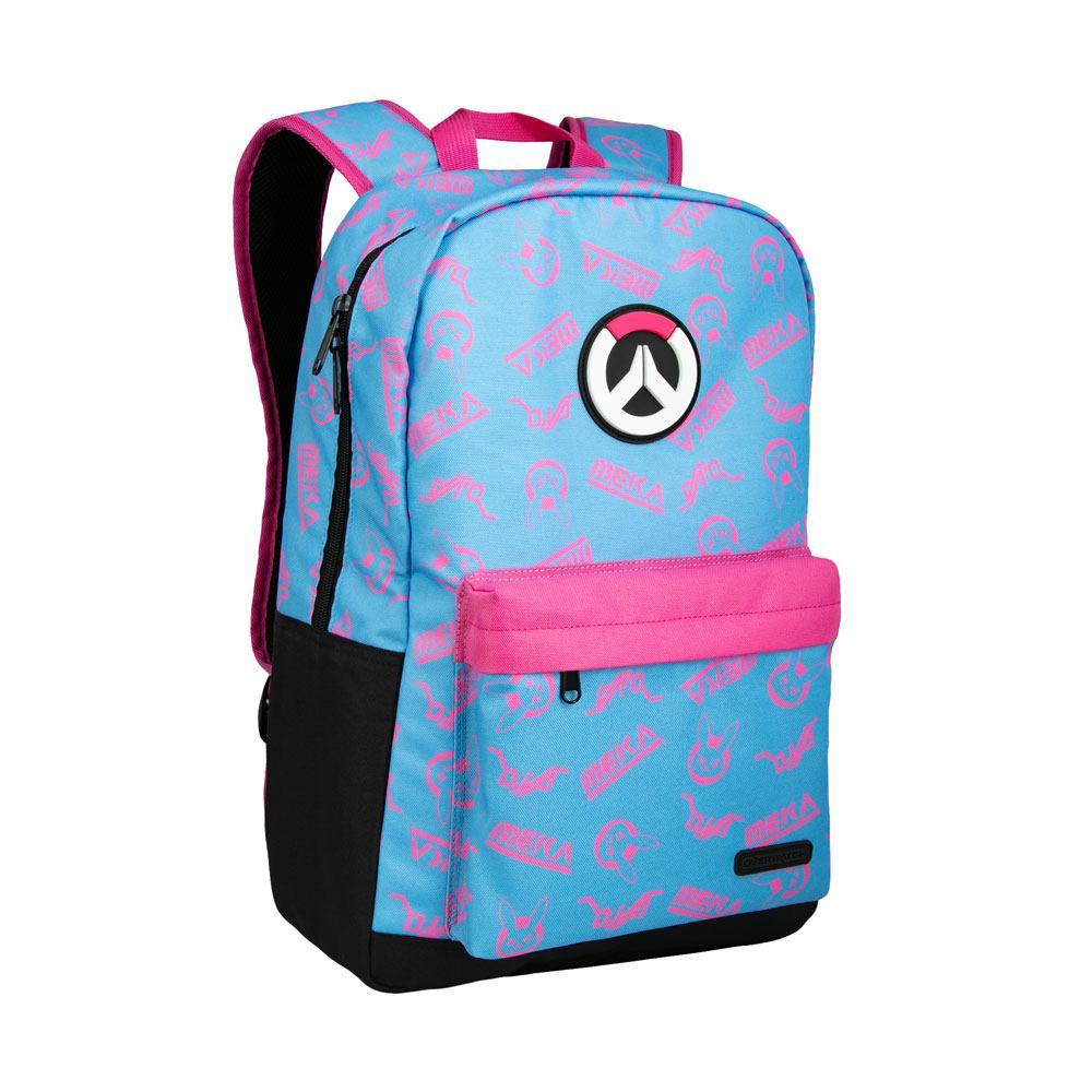 Overwatch Backpack D.Va Splash