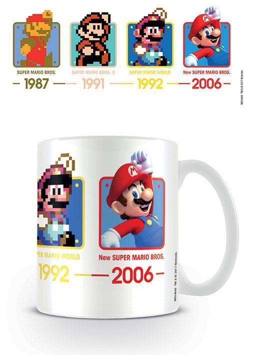 Super Mario Mug Dates