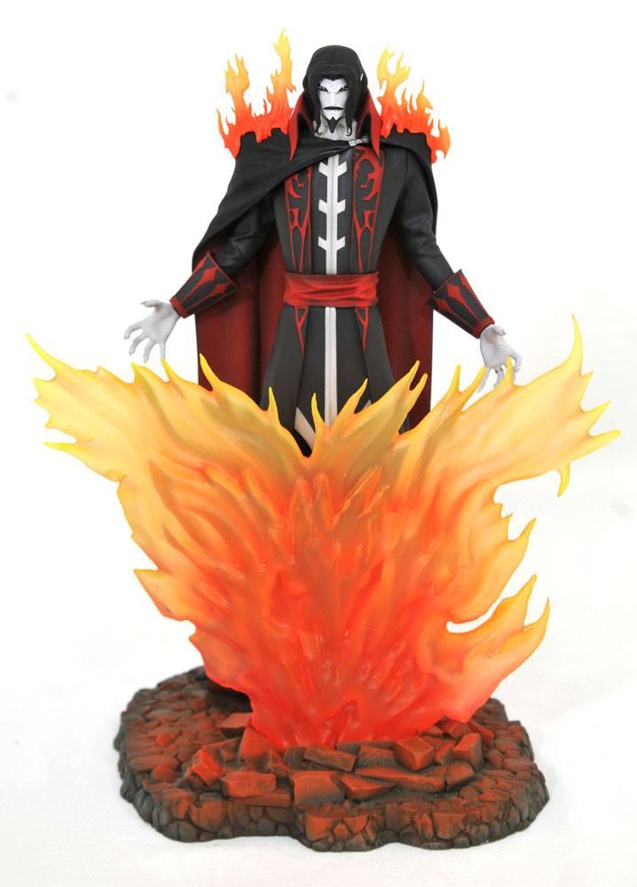 Castlevania Gallery PVC Statue Dracula 23 cm