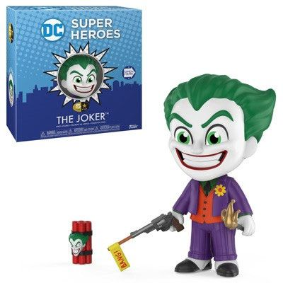 DC Classics 5-Star Vinyl Figure The Joker 9 cm