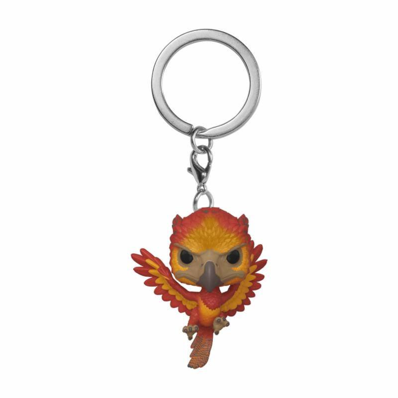 Harry Potter Pocket POP! Vinyl Keychain Fawkes 4 cm