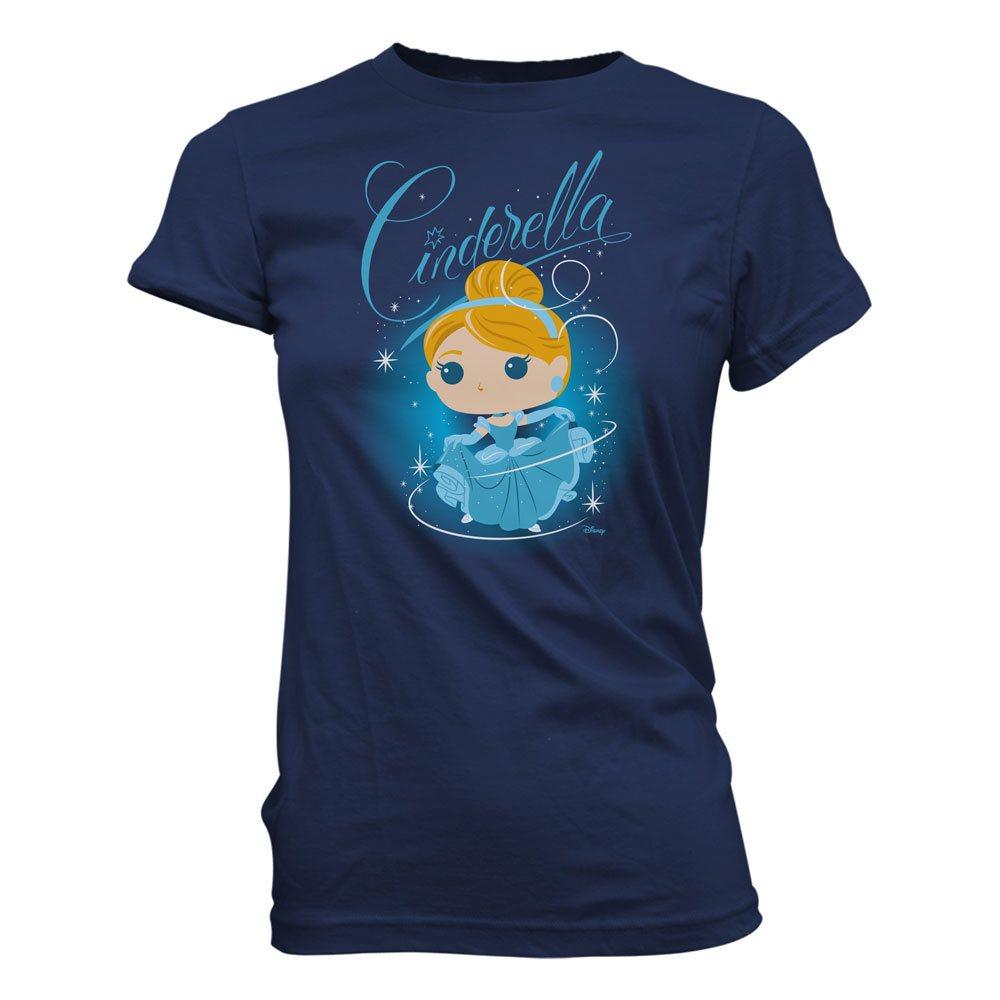 Disney Loose POP! Tees T-Shirt Cinderella Dance  Size M