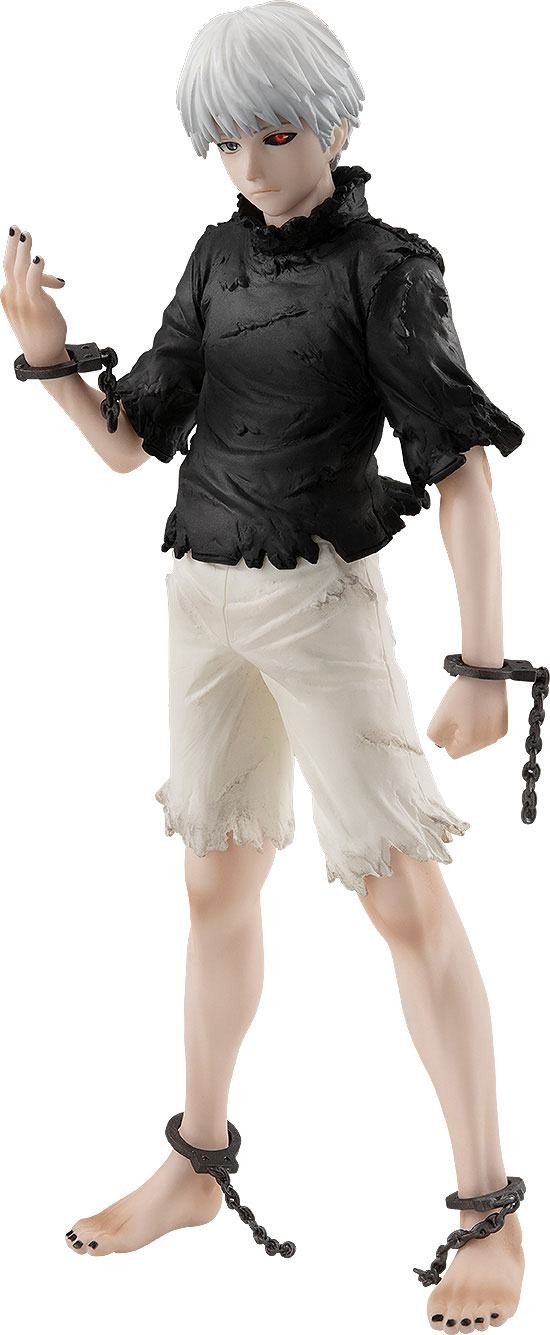 Tokyo Ghoul Pop Up Parade PVC Statue Ken Kaneki 17 cm