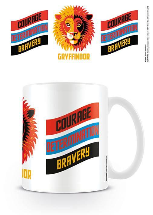 Harry Potter Mug Gryffindor Traits