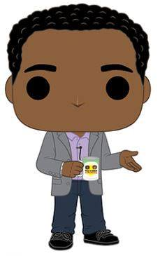 Community POP! TV Vinyl Figure Troy Barnes 9 cm