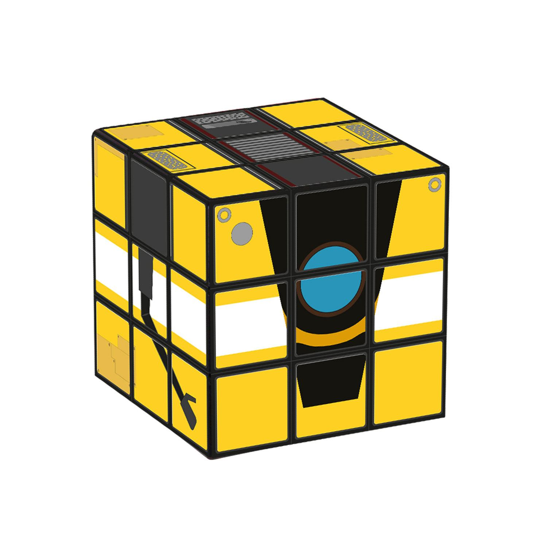 Borderlands 3 Rubik's Cube Puzzle Claptrap