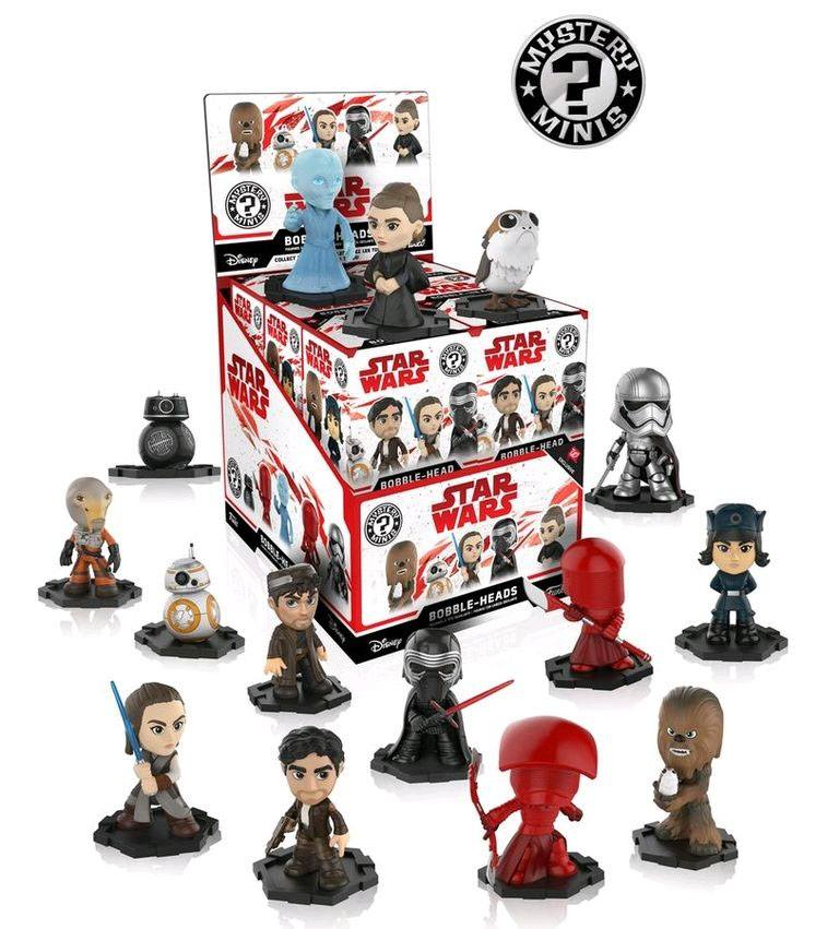 Star Wars Mystery Minis Vinyl Mini Figures 6 cm Display Exclusive #2 (12)